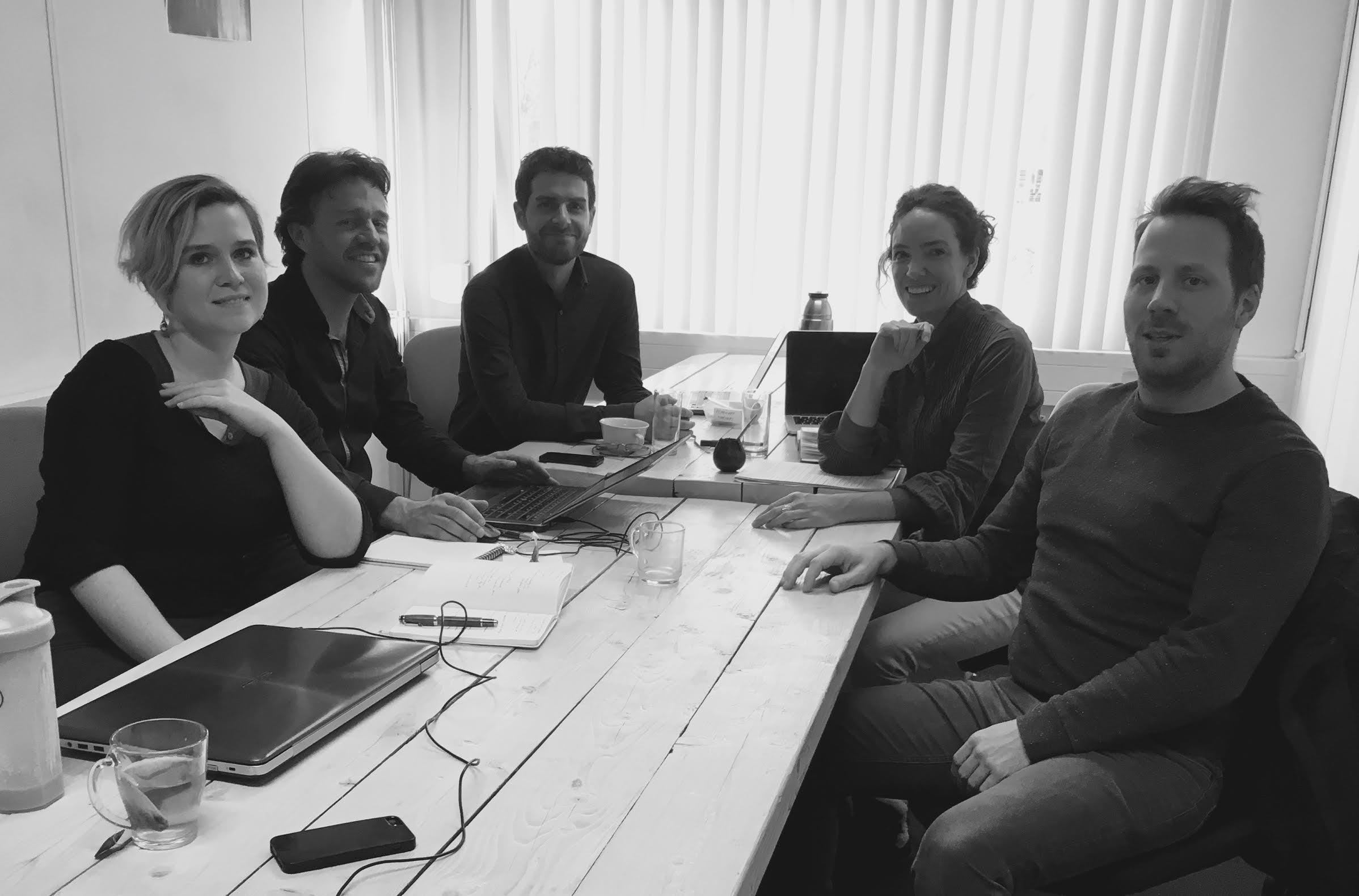 meeting SM-Metabolic-Goood - ARG-NL city embassy